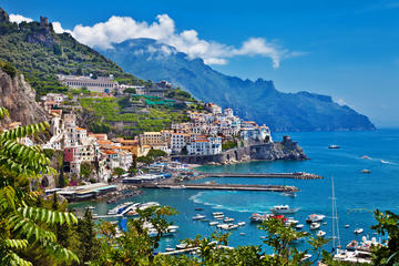 Visiting the Amalfi Coast in Summer