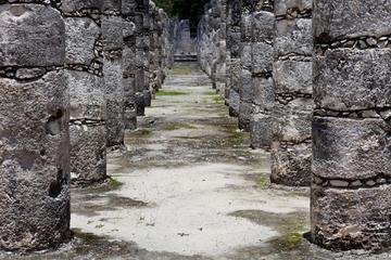 Ake Mayan Ruins