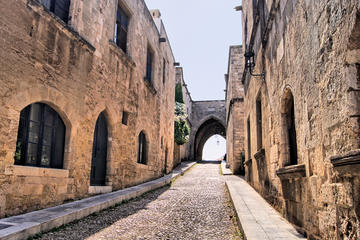 Avenue of the Knights (Ippoton), Rhodes