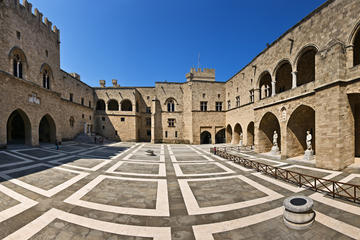 Palace of the Grand Masters of the Knights of Rhodes, Rhodes