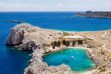 3 Days in Rhodes: Suggested Itineraries