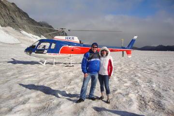 Franz Josef & Fox Glacier Helicopter Tours