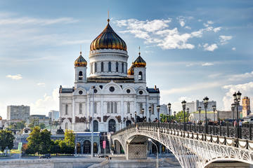 Top Historical Sights in Moscow
