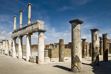 How to Get to Pompeii from Rome