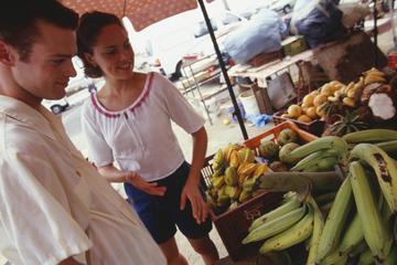 Roseau Old Market