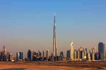 Dubai Day Trips from Abu Dhabi