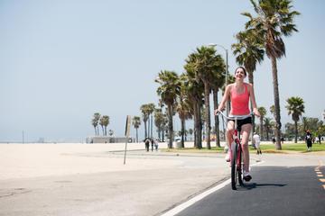 Biking Around Los Angeles