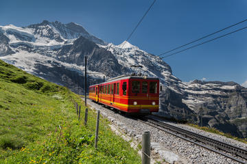 Swiss Alps Adventures from Zurich