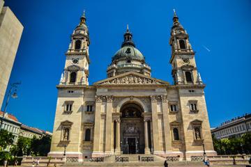 St Stephen's Basilica (Szent Istvan Bazilika)