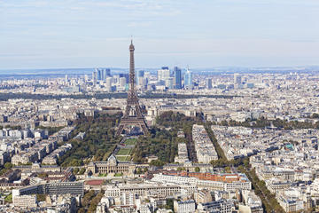 The Best Viewpoints in Paris