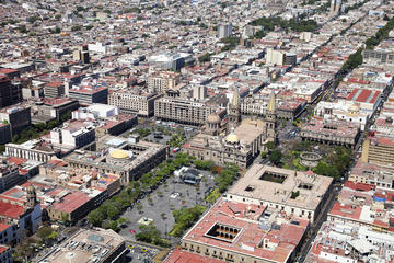 Guadalajara Historic Center (Centro Histórico)