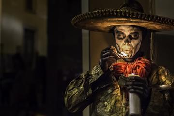 Celebrating Day of the Dead in Mexico City