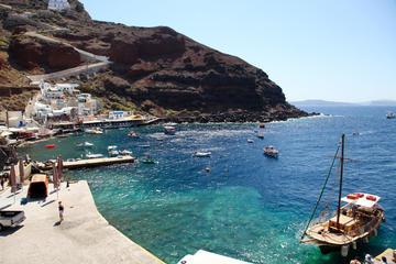 Thirassia, Santorini