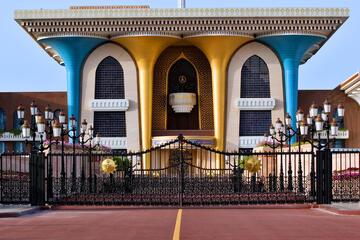 Al Alam Palace (Sultan's Palace)
