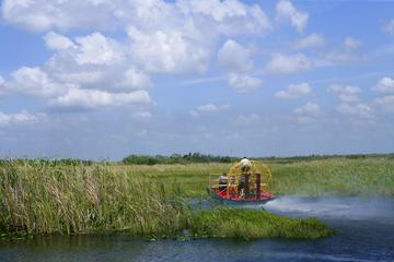 Everglades Airboat Rides and Tours