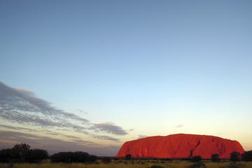 Sunrise and Sunset Experiences at Ayers Rock (Uluru)