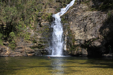 Boca da Onca Waterfall