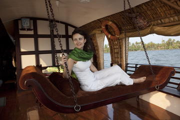 Exploring the Kerala Backwaters