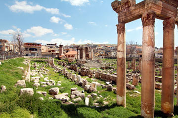 Ancient Sites Near Beirut