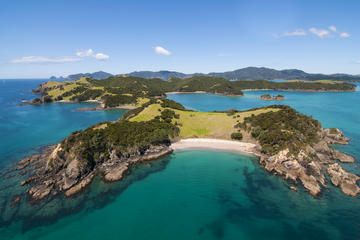 Seeing the Bay of Islands From Above