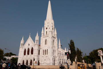 Top Temples and Churches in Chennai