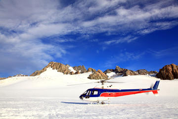 Helicopter Tours of Mount Cook