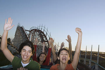 Theme Parks Near Brisbane