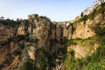 El Tajo Gorge, Spain