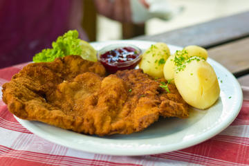 Food in Vienna