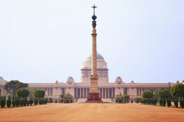 Presidential Palace (Rashtrapati Bhavan)