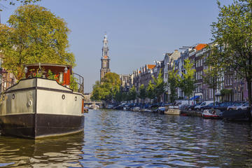 Amsterdam Cruise Port