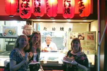 Exploring Tokyo's Backstreets