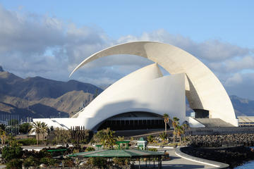 Auditorio de Tenerife (Tenerife Auditorium), Canary Islands
