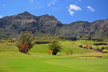Golfing in Tenerife