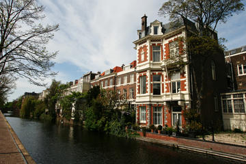 Cruising the Canals in The Hague