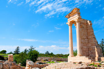 Top Archaeological Sites in Cyprus