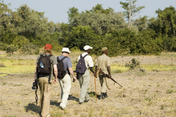 Wilderness Walks Along Famous Trails in Kruger National Park