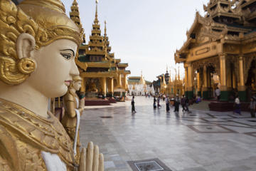 Top Temples in Yangon