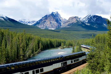 Rail Tours Through Jasper