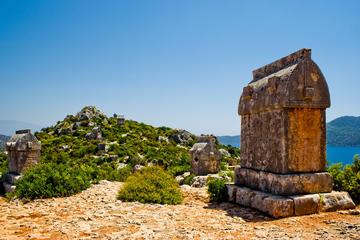 Lycian Stone Sarcophagi