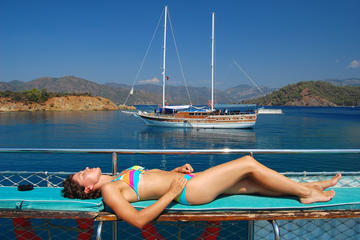 Cruising the Turkish Riviera