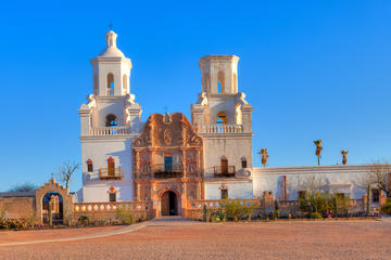 Mission San Xavier del Bac, Phoenix Tours, Travel & Activities
