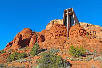 Chapel of the Holy Cross, Arizona