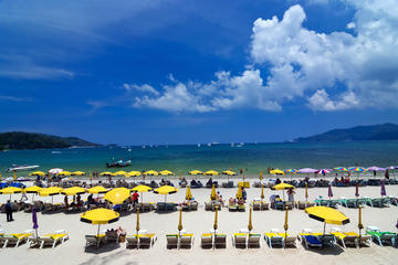 Patong Beach, Southern Thailand