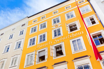 Mozart Geburtshaus (Mozart's Birthplace), Salzburg Tours, Travel & Activities