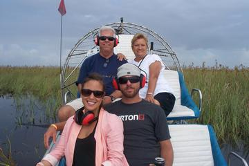 Everglades Tours from Miami