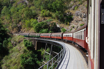 Kuranda Scenic Railway, Queensland