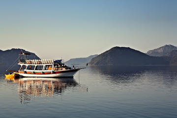 Exploring Marmaris by Boat
