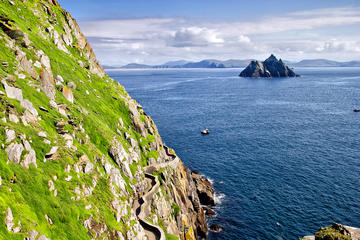 Skellig Michael, South West Ireland