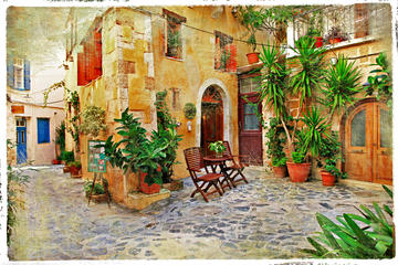 Casco Antiguo Chania
